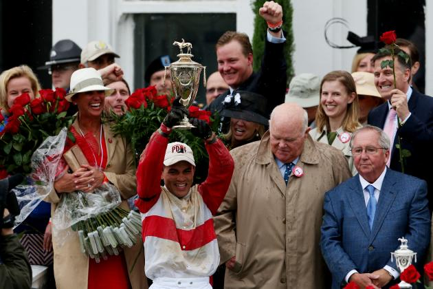Kentucky Derby Results: Breaking Down the Entire Race