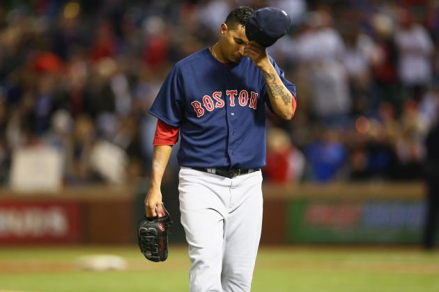 Boston Red Sox: Should Team Trade Pitcher Felix Doubront?