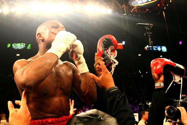 Mayweather vs. Guerrero: Win Shows Money Is Still Biggest Draw in Boxing