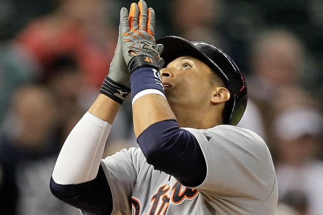 Cabrera Knocks in 6 Runs, Max Dominates as Tigers Roll to 17-2 Victory