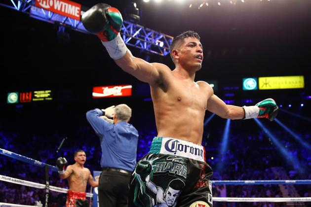 Daniel Ponce De Leon vs. Abner Mares: Round-by-Round Analysis and Recap