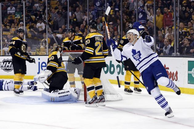 Maple Leafs vs. Bruins: Is Loss a Minor Setback or Major Problem for Boston?