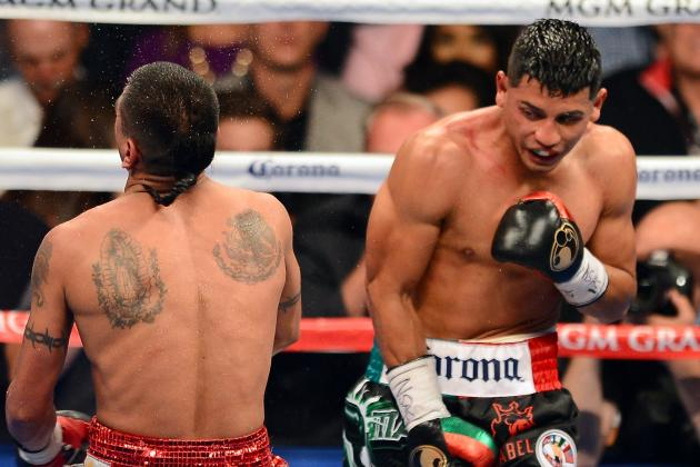 What Did Abner Mares Prove in Win over Daniel Ponce De Leon?