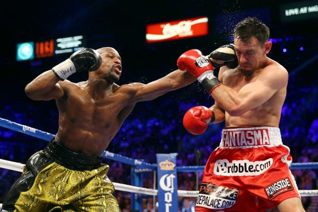What Unanimous Decision Win vs. Robert Guerrero Means for Floyd Mayweather Jr.