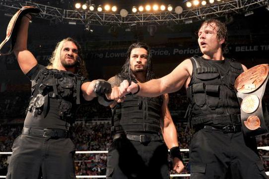 WWE Extreme Rules 2013: Putting Tag Belts on The Shield Is the Right Move