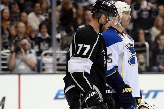 Blues vs. Kings: ESPN GameCast