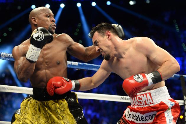Why Floyd Mayweather Is the Ultimate Las Vegas Superstar