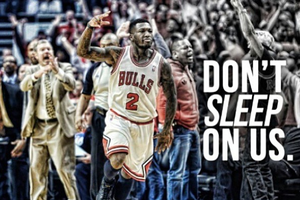 Instagram: Nate's Swagger Carrying the Bulls