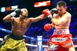 Mayweather Dominates Guerrero, Stays Undefeated