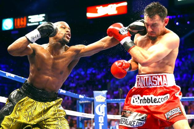 Mayweather vs. Guerrero Results: Winner, Twitter Reaction, Recap and Analysis