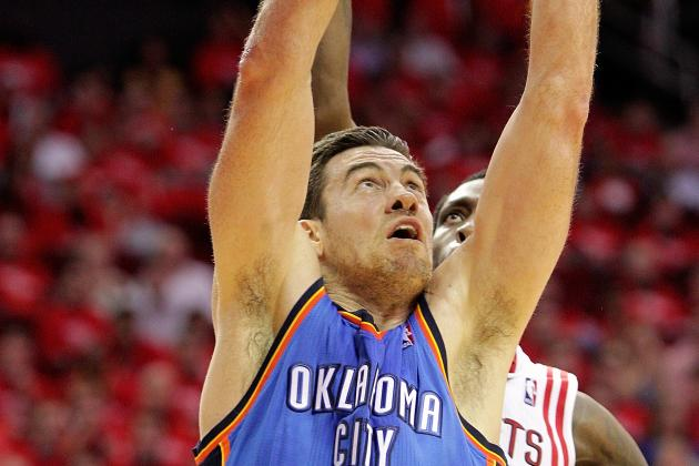 Oklahoma City Thunder: Nick Collison Will Be Key Against Memphis
