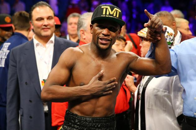 Mayweather vs. Guerrero Results: Key Factors in Money's Dominant Victory