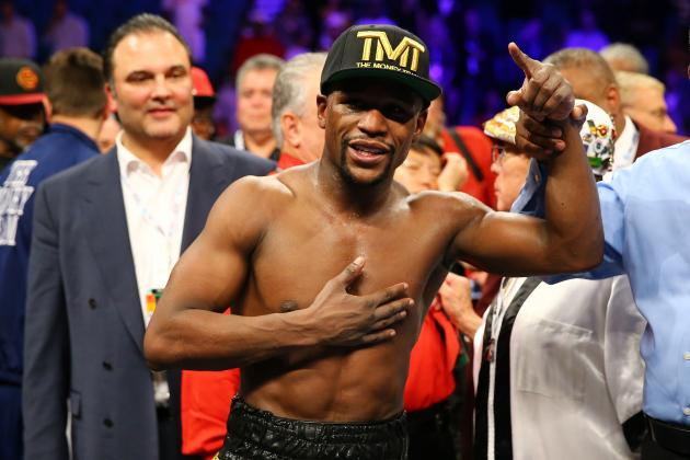 Floyd Mayweather's Next Fight Must Finally Be Against Manny Pacquiao