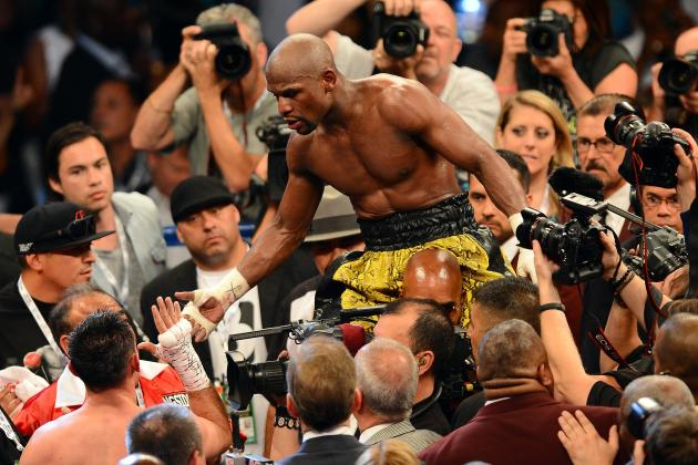 Floyd Mayweather vs. Robert Guerrero: What We Learned About Money in This Fight