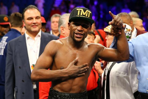 Mayweather vs. Guerrero Fight: What Win Means for Money's Future