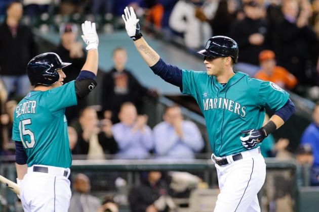 Seattle Mariners: Michael Saunders and Kyle Seager Form Solid 1-2 Punch