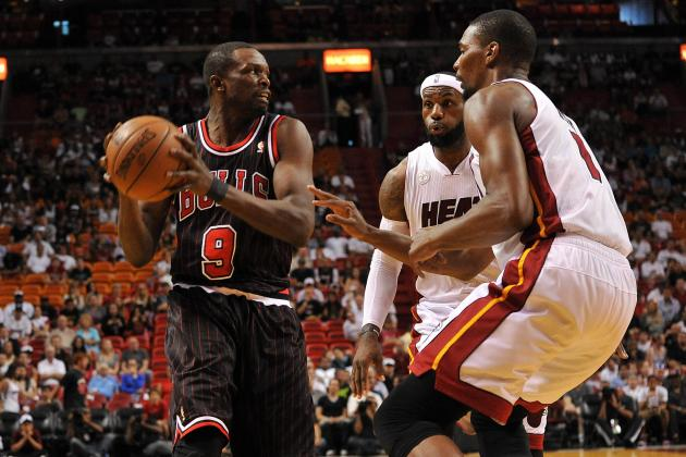 How Do Chicago Bulls Stack Up Against the Miami Heat?