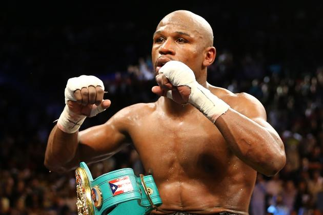 Mayweather vs. Guerrero: Decisive Victory Must Lead to Bout vs. Canelo Alvarez
