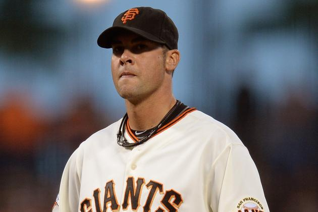 Vogelsong Says His Arm Is Fine, Plus Other Notes After Wild Giants Win