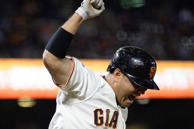 Instant Replay: Giants 10, Dodgers 9 (10)