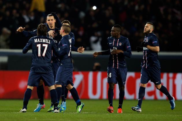 PSG Title Celebrations on Hold, Ibrahimovic, Beckham Etc Are Champions Already