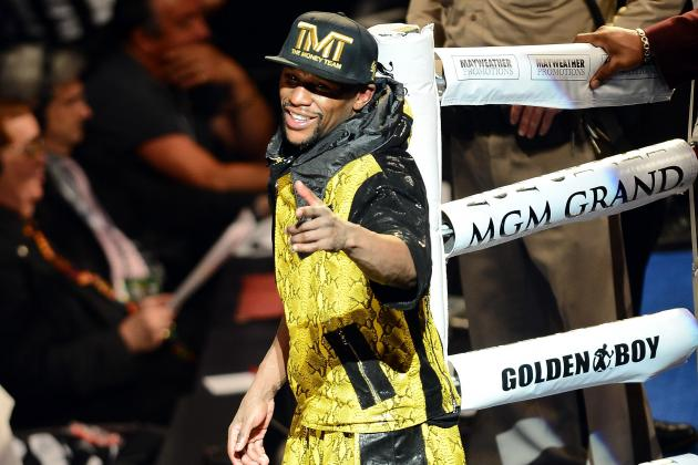 Floyd Mayweather vs. Manny Pacquiao: Money Would Be Foolish to Fight Pac-Man