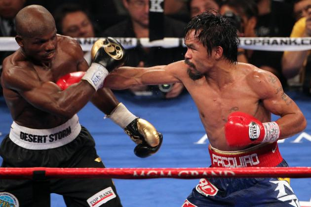 Manny Pacquiao Must Continue Pursuing Superfight with Floyd Mayweather