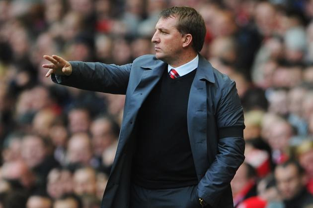 Brendan Rodgers Claims Liverpool Are Still the Top Team on Merseyside
