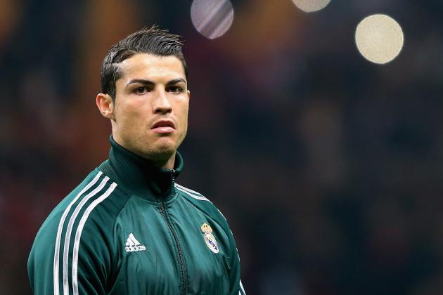 Man Utd to Offer &euro'77m for Ronaldo