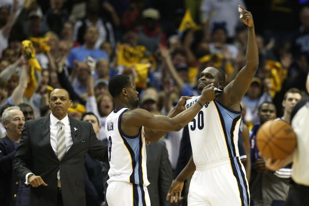 Memphis Grizzlies Playoff Schedule: TV Info and Predictions for Second Round