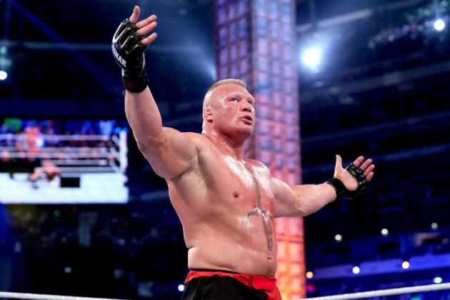 Brock Lesnar vs. Triple H at Extreme Rules, Lack of Interest Among WWE Fans