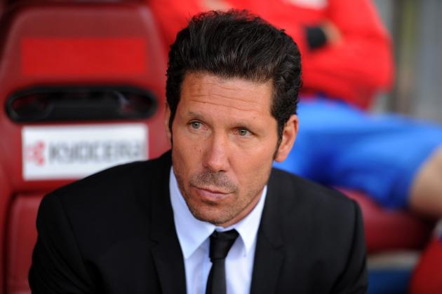Simeone: CL the First Step
