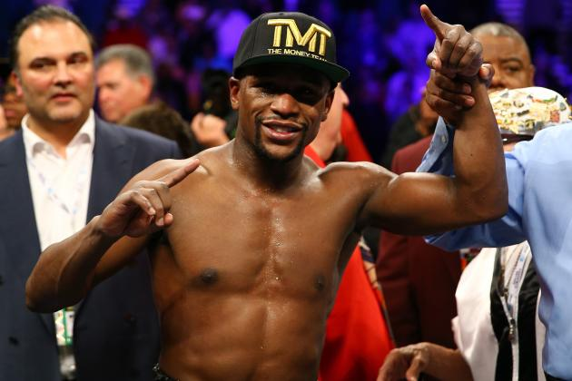 Mayweather vs. Guerrero: The Good, Bad and Ugly of Saturday's Marquee Fight