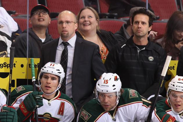 Wild Notes: Yeo Willing to Alter Top Line If Needed