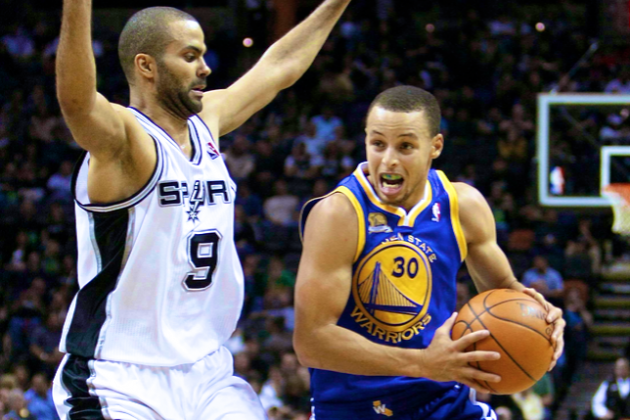 Stephen Curry vs. Tony Parker Is the Best Matchup These Playoffs Have to Offer