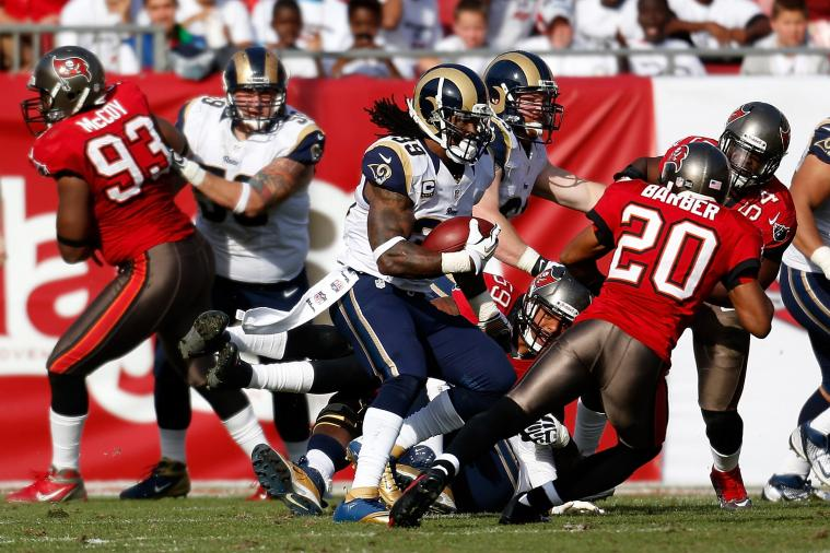 2013 Fantasy Football Profile and Projection: Falcons RB Steven Jackson