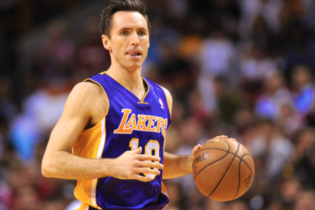 Is This the Steve Nash LA Lakers Will See Again Next Season?