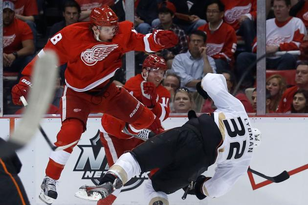 Abdelkader to Have Disciplinary Hearing for Lydman Hit