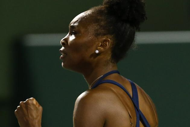 Venus Williams Injury Troubles Continue
