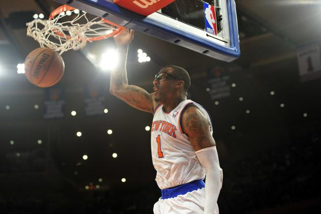 NBA Playoffs: How Amar'e Stoudemire Can Help NY Knicks Defeat Indiana Pacers