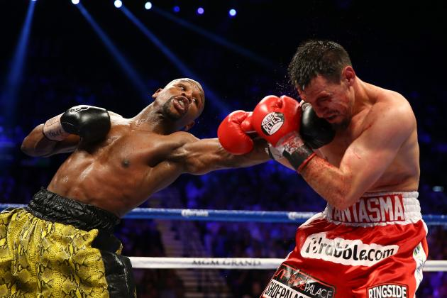Mayweather vs. Guerrero: Breaking Down Turning Points of Main Event