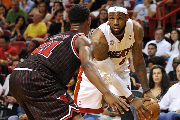 Miami Heat Playoff Schedule: TV Info and Predictions for Second Round