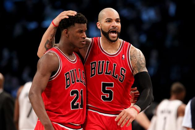 Chicago Bulls Playoff Schedule: TV Info and Predictions for Second Round