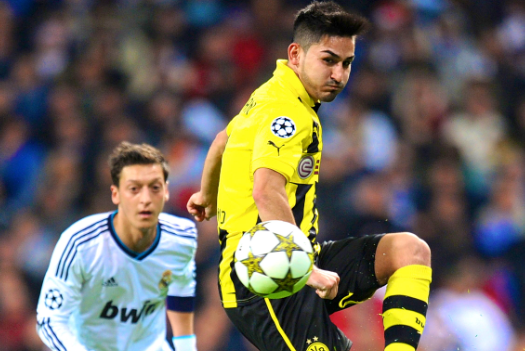 Ilkay Gundogan: Early Injury Sets Juergen Klopp's No. 10 Experiment Back Again