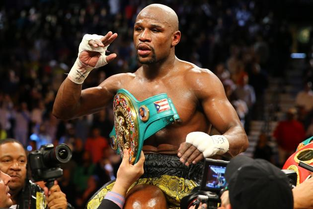 Mayweather vs. Guerrero: Money Proves He Is Still World's Most Dangerous Boxer