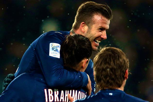 PSG Title Celebrations on Hold, Ibrahimovic, Beckham Etc Are Champions Already