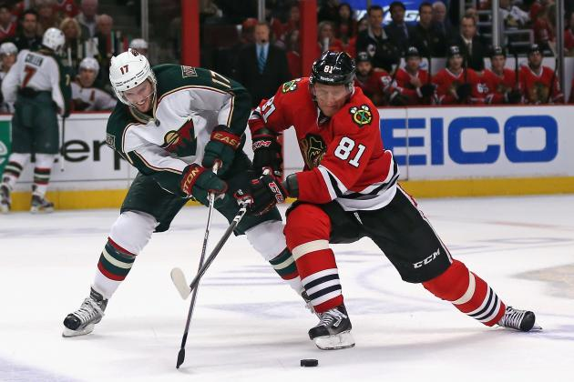 Chicago Blackhawks: Time to Deliver Game 3 Knockout Blow vs. Minnesota Wild