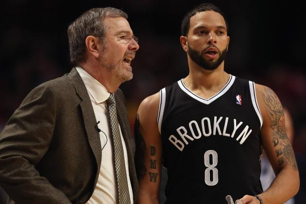Nets' Players Hoping for Carlesimo's Return