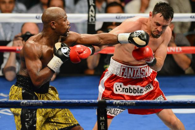 Mayweather vs. Guerrero Fight: Impressive Win Proves Money Will Remain Dominant