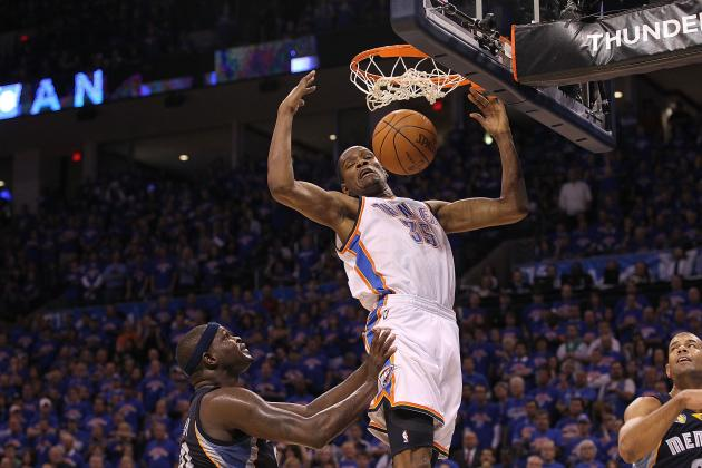 Oklahoma City Thunder Playoff Schedule: TV Info and Predictions for Second Round